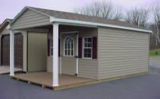Storage shed - ebpsheds.com