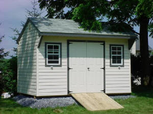 Picture Of Custom Quaker Sheds Reading, PA - Eastern Building Products