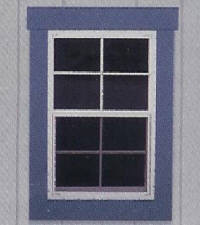 Image Of Custom Window Trim On Sheds Allentown, PA - Eastern Building Products