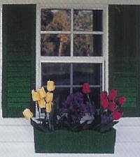 Image Of Flower Box On Sheds Allentown, PA - Eastern Building Products