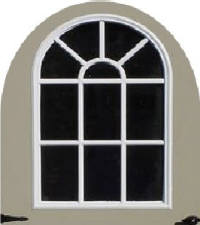 Image Of Custom Door Window On Sheds Allentown, PA - Eastern Building Products